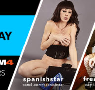 Cyber Monday Deals on CAM4