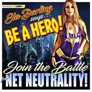 Join Us in the Fight for Net Neutrality!