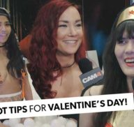 Sharing Hot Tips for Valentine's Day at AEE!