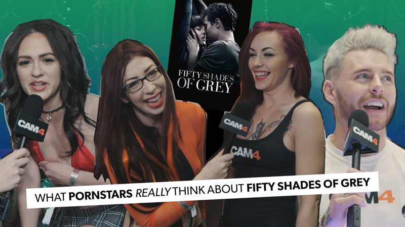 What do Pornstars Think About Fifty Shades of Grey?