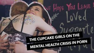 The Cupcake Girls Talk Mental Health in Porn