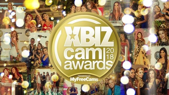 VOTE NOW for the XBIZ Cam Awards in Miami!