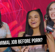 Where Did Pornstars Work Before Getting Into Porn?