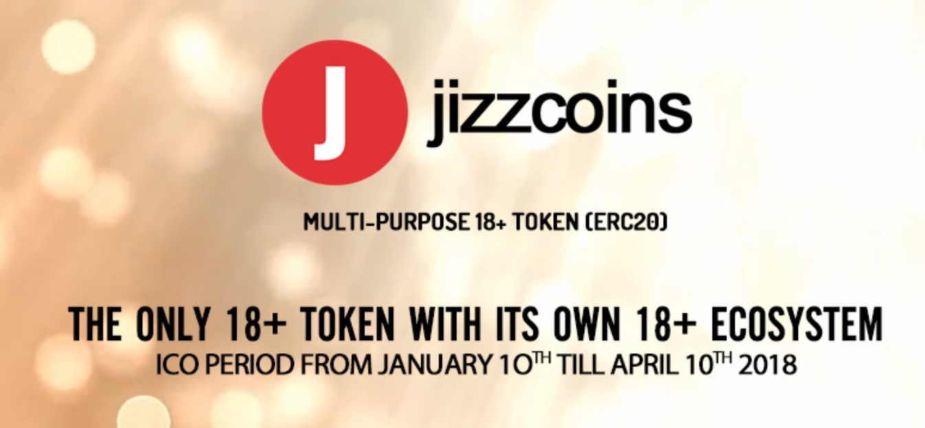 Cryptocurrency is Sexy: Buy JizzCoins and get 100 FREE Coins