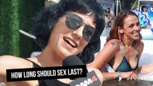 VIDEO: How Long Should Sex Last?