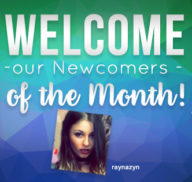 CAM4's Newcomers of June!
