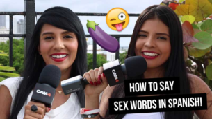 VIDEO: How to Say Sexy Spanish Words!