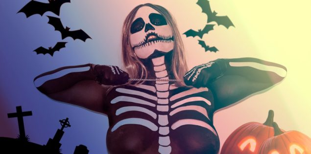 Who Won the 2018 CAM4 Freaky Halloween Contest!?