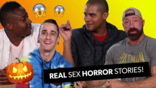 VIDEO: Male Performers Reveal Their Sex Horror Stories!