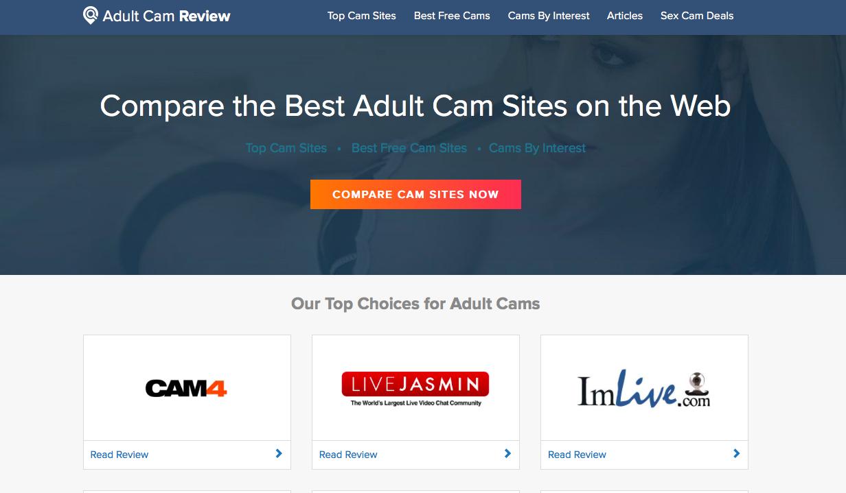 Adultcamreview.com Reviews CAM4!