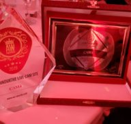 CAM4 Takes Home New Awards in Romania!