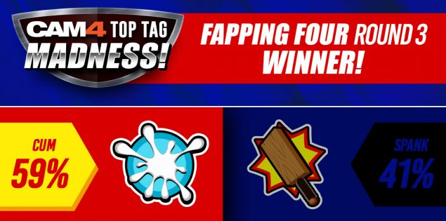 Top Tag Madness: Round 3 Results and FINAL ROUND MADNESS!